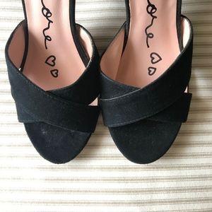 Dolce Vita Shoes - Dolce Vita Amour Embellished Heel Sandals